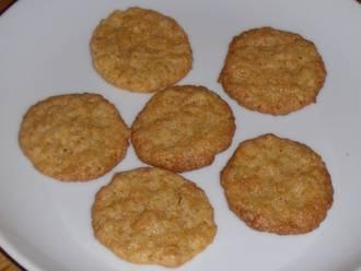 Billede af Cornflakes småkager
