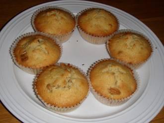 Billede af Citron muffins