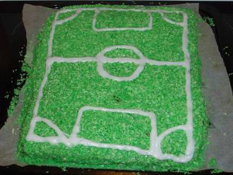 Billede af Fodboldkage