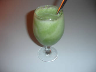Billede af Det grønne monster