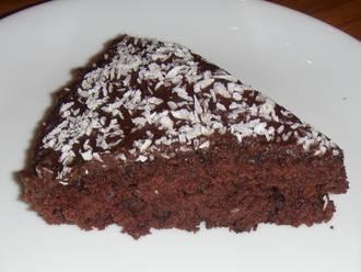 Billede af Den bedste chokoladekage